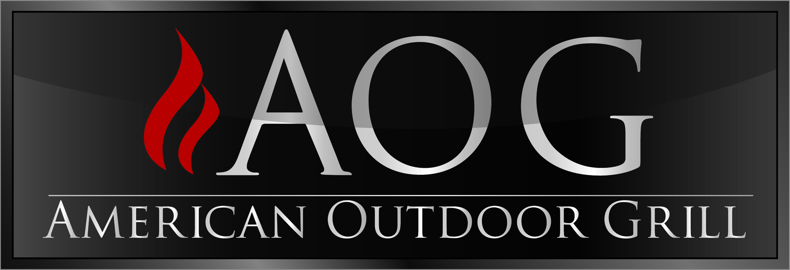 American Outdoor Grill-Logo