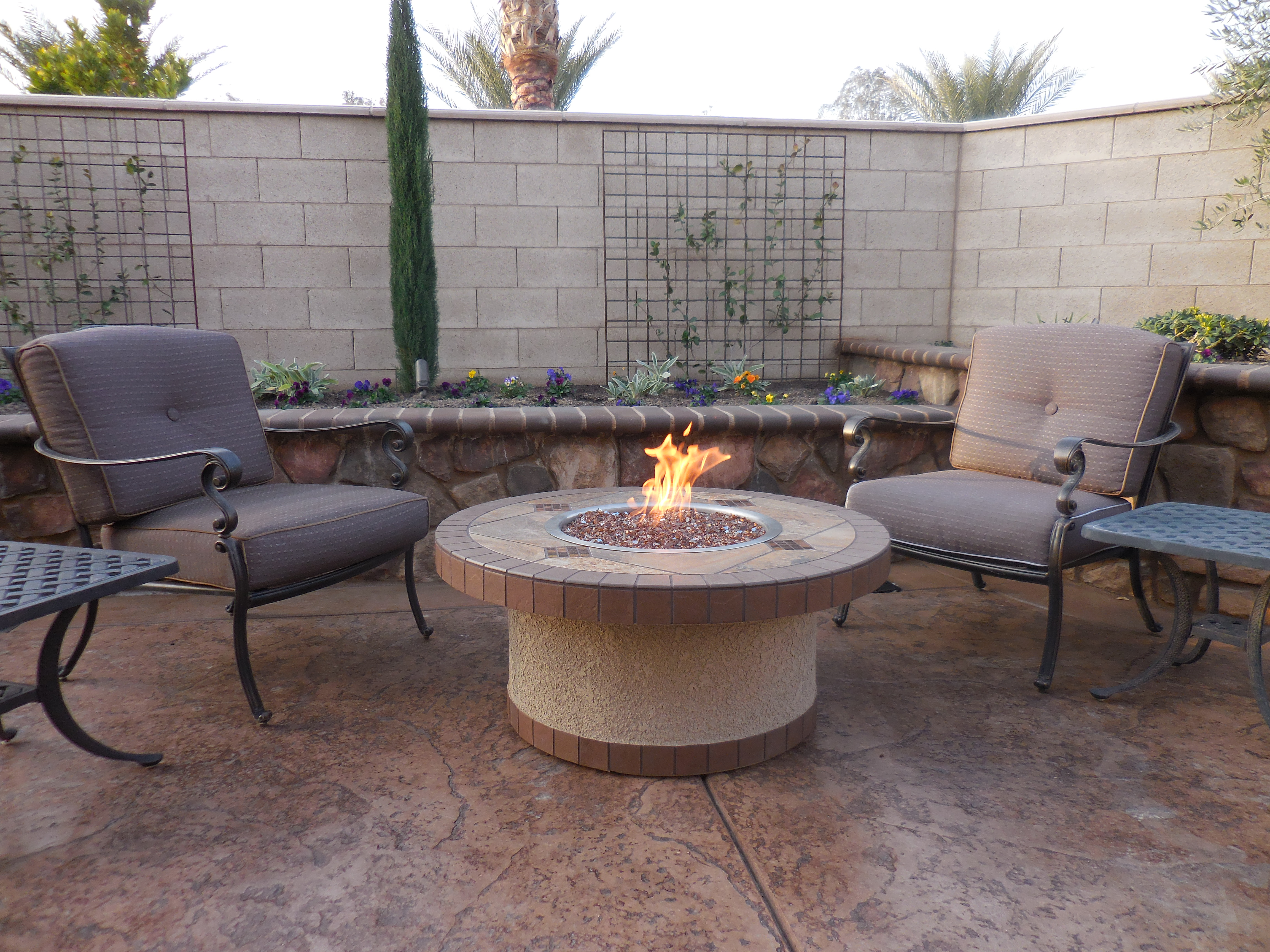 Short Fire Tables
